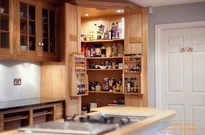7 Módja a konyhai kamra rendezésének